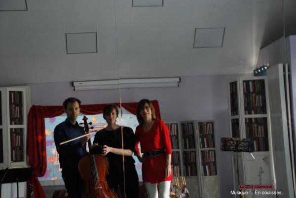 Musique !...En coulisses