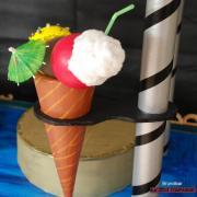Les cornets de glace pour l'opéra intitulé Brundibar