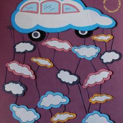 Un nuage pour partir en voyage