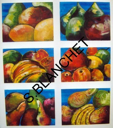 FRUITS EN SÉRIE