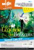 """Affiche """"La légende des Balkans"""""""