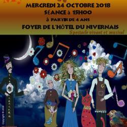 Spectacle CE SNCF à Varennes-Vauzelles (58) Octobre 2018