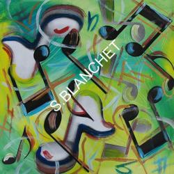 Laideron_Notes de musique