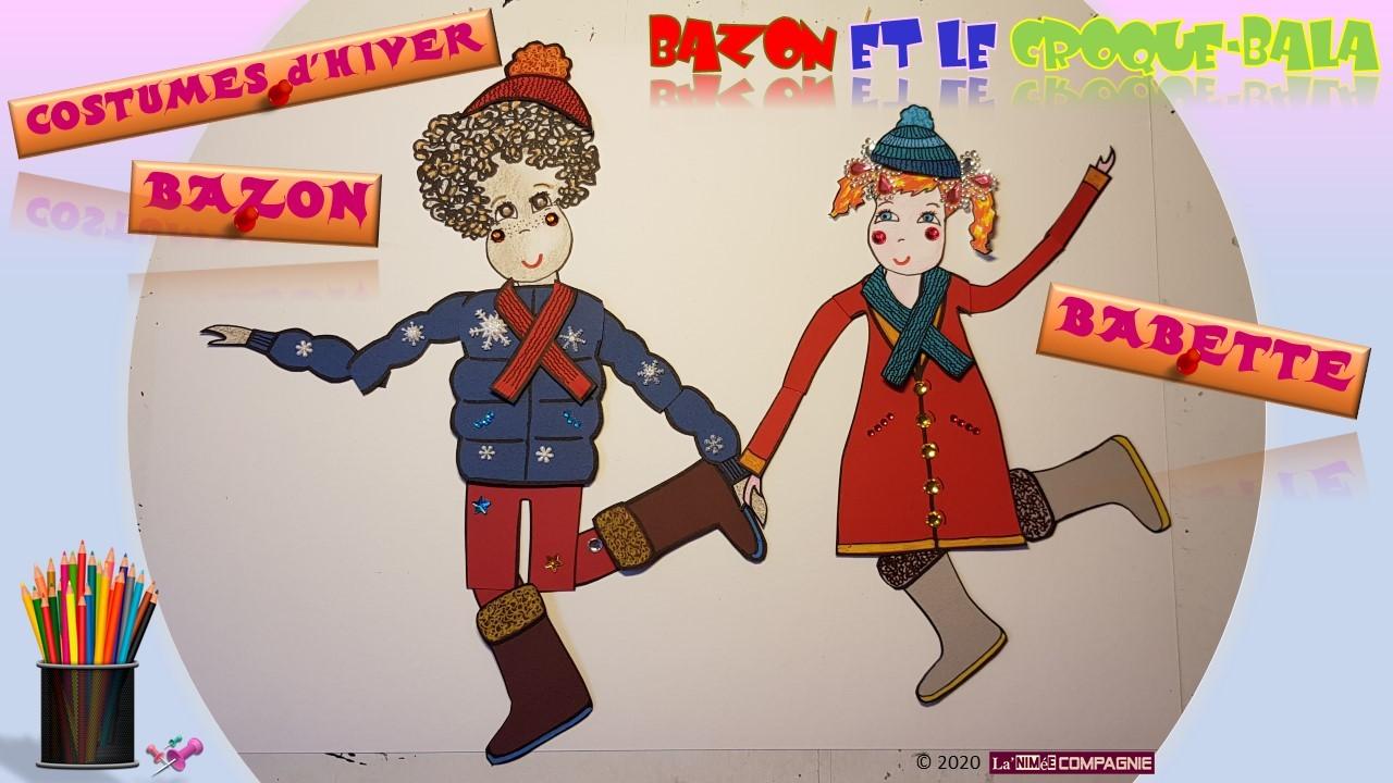 Bazon et le Croque-Bala