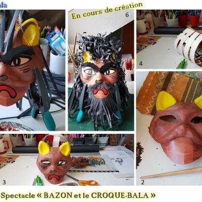 Le Croque-Bala
