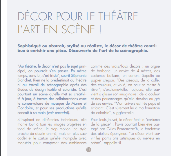 Savoir faire decor dur le theatre 1 copie 2